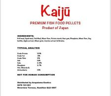 Kaiju Premium Monster Fish Food Sinking 1kg 10mm