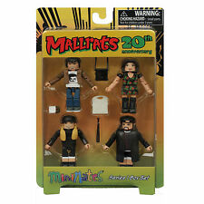 Minimates Mallrats 20th Anniversary Series 1 Box Set NEW Toys Collectibles