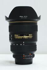 Nikon AF-S Nikkor 17-35mm F2.8 D ED IF Lens