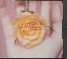 Madonna  CD-SINGLE  BEDTIME STORY  ©  1994   PAPPBOX  7  TRACK