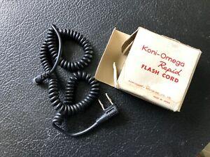 Koni-Omega flash cord