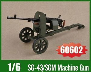 I LOVE KIT X Trumpeter 1:6 Scale SG-43/SGM Machine Gun