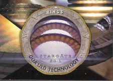 STARGATE SEASON FOUR GOA'ULD TECHNOLOGY CARD G5