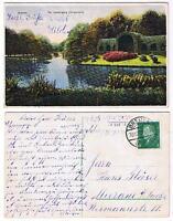 AK187 - alte Ansichtskarte Postkarte - BREMEN Bürgerpark - ca. 1929 - 1930