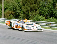 OLD RACING PHOTO Tony Trimmer And Bob Evans In The Dome Zero Rl At Le Mans