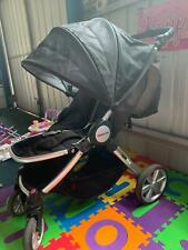 Agile Plus four wheel stroller