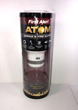 First Alert Atom Smoke & Fire Alarm P1000