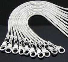 10 Piece Lot 925 Sterling Silver Bracelet Kids DIY Charm Elegant Small Size D403