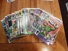 Incredible Hulk Comics Single Issues, #314-463, You pick, finish your run!
