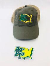 NEW Ag-Pro Olive/Tan Cap FWT-130/75420