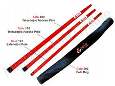 Solo Telescopic Extension Pole 4.5M - SOLO100, Detector Testers, FREE P&P or NWD
