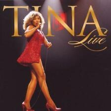 Tina Turner - Tina Live (NEW CD+DVD)
