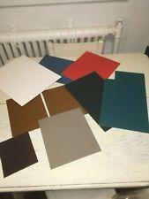 Color Matte Board Cardboard Picture Frame Craft Art