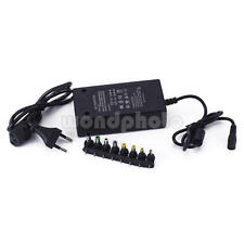 Universal For Laptop PC In-Car DC Charger Notebook AC Adapter Power Supply 100W