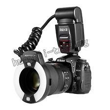 UK Meike MK-14EXT Macro TTL ring flash AF assist lamp For Nikon D750 D7100 D800