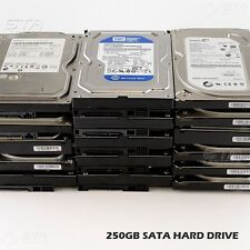 "250GB SATA HARD DRIVE 7200RPM 3.5"" for Desktop, Western / HITACHI / Seagate"