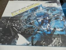 "Stakka And Skynet  ‎– Clockwork  USED 5x12"" 2001 Underfire VG+‎"