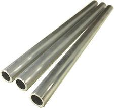 "Aluminum Round Tubing  - .510 - .520 OD x .050 - .060 Wall x 8-3/8"" Long"