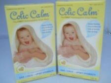 COLIC CALM GRIPE WATER COLIC GAS RELIEF EASE 2 OZ EACH (2PK BUNDLE)