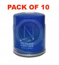 OSAKA Oil Filter Z630 - For Hyundai ILOAD TQ-V  IMAX 2.5L - BOX OF 10