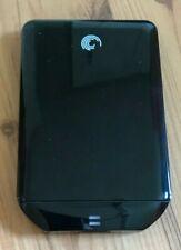 Seagate FreeAgent GoFlex 500GB Ultra-Portable Hard Drive (Black) USB