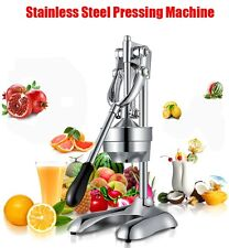 Commercial /household Manual Press Orange Citrus Juicer Juice Extractor