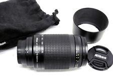 Nikon AF Nikkor 70-300mm LENS 1:4-5.6 Nice!