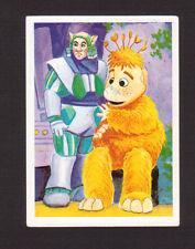 Los Mundos de Yupi Vintage 1989 Animation Comics Cartoon Spanish Sticker