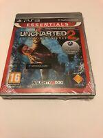 😍 Playstation 3 Neuf Blister Pal Fr ps3 jeu infamous 2 aventure heros