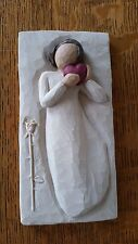 New Willow Tree 26507 From the Heart plaque - New in box
