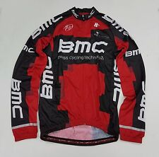Hincapie BMC Team Men's Long Sleeve Cycling Jersey Size M