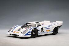 AUTOart 1/18 Die-cast Porsche 917k Sebring 1970 Elford & Ahrens 16 87086
