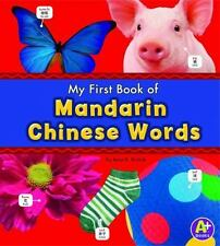 My First Book of Mandarin Chinese Words (A+ Books)-ExLibrary