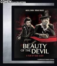 The beauty of the devil Blu-Ray - Region A - Gérard Philipe - Rene Clair