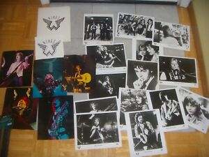 70`s Paul McCartney & WINGS US Promo PRESS KIT