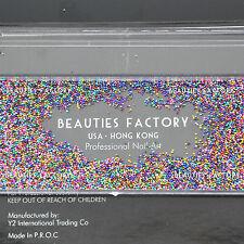 24 x Mini Beads Caviar Bead 0.5mm Each Nail Art Phone Use (172x2)