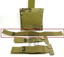 BAE Systems ECLiPSE RBAV/ MSAP Armor Carrier replacement arm band elastic straps