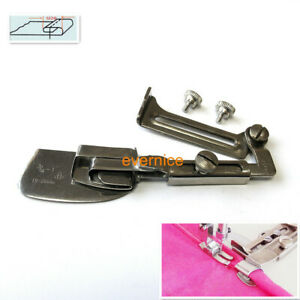 Size Adjustable Double Fold Clean Finish Hemming For Juki Ddl-555 8500 8700++