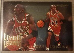 93-94 Fleer Michael Jordan Living Legends