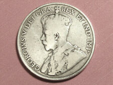 1914 Canada 50 cents