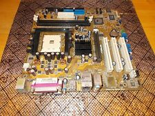 Asus K8V-MX REV:3.00 Socket 754 AMD Motherboard