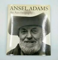 Ansel Adams - An Autobiography, With 277 Illustrations Third Printing 1986 H.C.