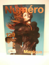 BRAND NEW: NUMERO FASHION MAGAZINE #129 NOVEMBRE 2011 WITH KARLIE KLOSS COVER