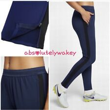Nike Dry Squad Women's Football Trousers Pants  Binary Blue/Black