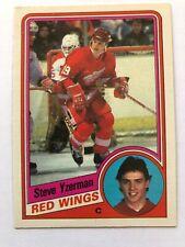 1984 - 85 OPC Complete Hockey Card Set - Nice Yzerman RC