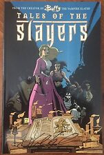 Buffy The Vampire Slayer: Tales Of The Slayers (2002) TPB Signed By Karl Moline