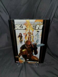 Ultimate Comics X-Men Vol.1 and Vol.2 Marvel Comics HC hardcover Ultimate x-men