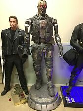 Life Size Terminator Prop From Terminator Salvation Full Size Prop 1:1