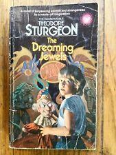 The Dreaming Jewels by Theodore Sturgeon PB 1950 (1980)