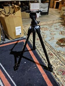 Manfrotto 290 Light Tripod with Fluid Video Head for Canon, Panasonic, Sony